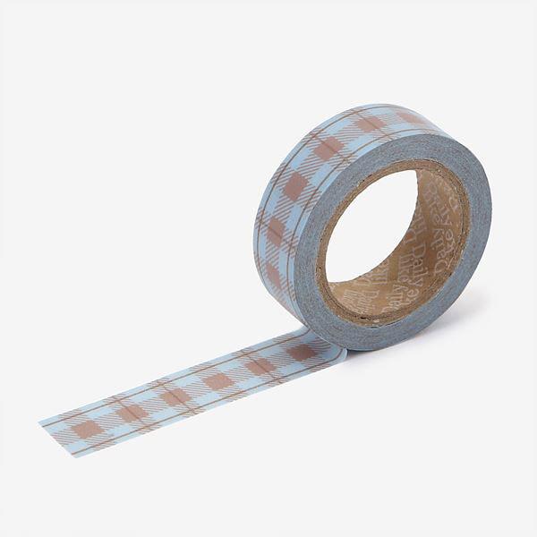 Masking tape single 160 Vintage check