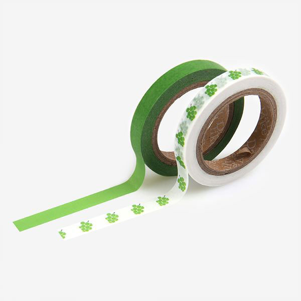 Masking tape slim 2p 11 Shine muskeat