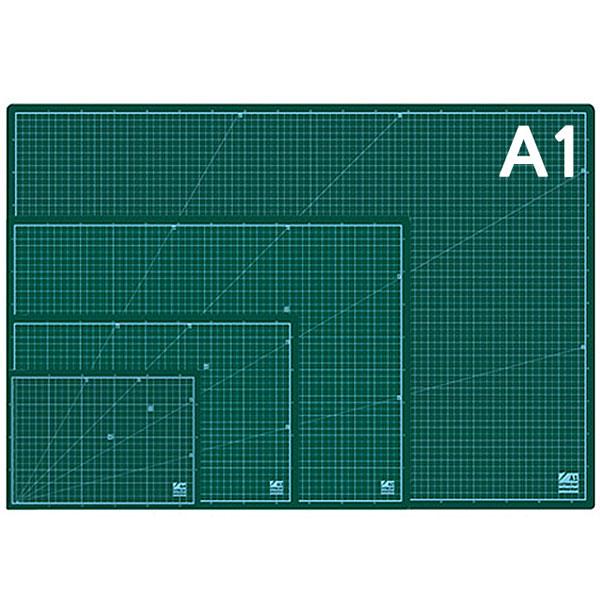 녹색 커팅 매트 A1