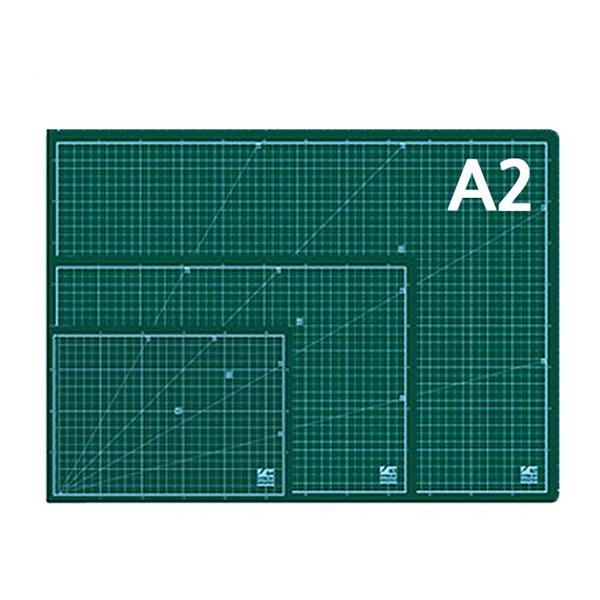 녹색 커팅 매트 A2