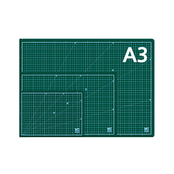 녹색 커팅 매트 A3