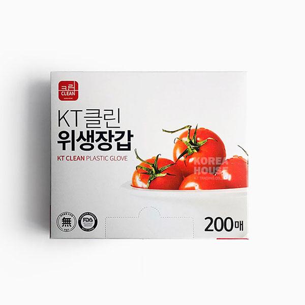 KT 클린 위생장갑 200매