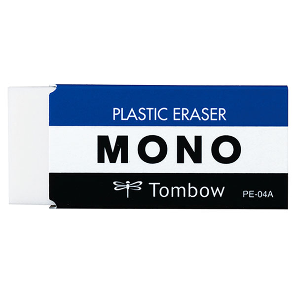 모노 지우개 - 스탠다드 PE-04A 30개 1세트