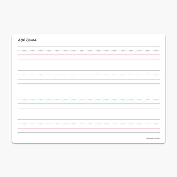 고무자석 화이트 ABC보드 MRMB-AB7050