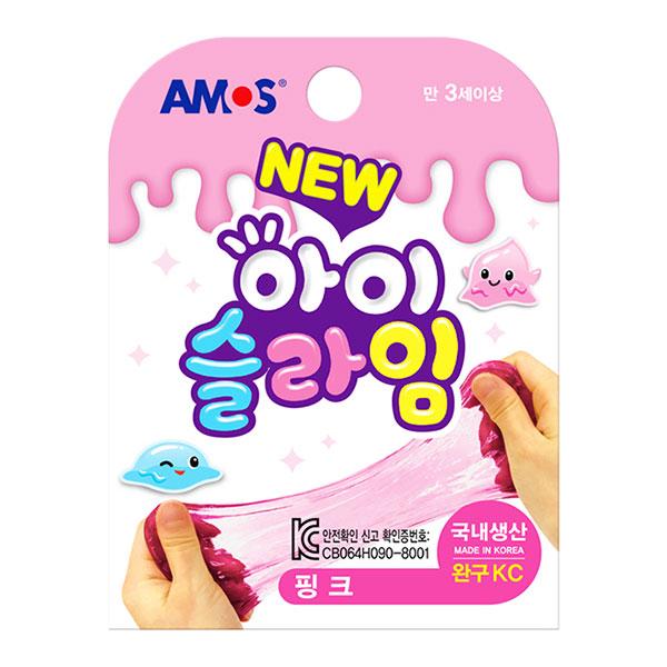 아이슬라임 70G 핑크