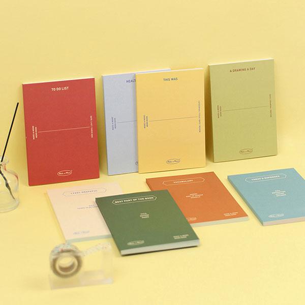 메이크-어-메모 메모북