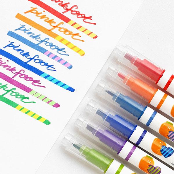 당근 체인지 형광펜