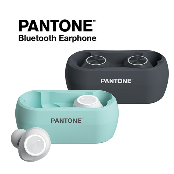 PANTONE TWS 블루투스 이어폰