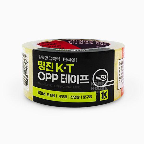 투명 OPP 강력 테이프 50M