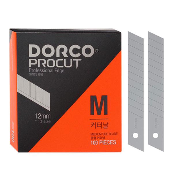 도루코 M 커터날 100개입