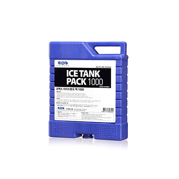 아이스탱크 팩 1L 블루