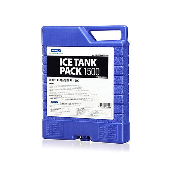 아이스탱크 팩 1.5L 블루