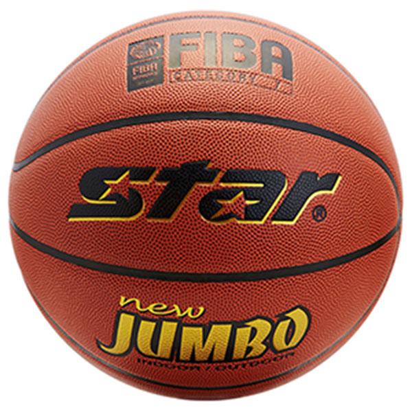 스타 여성 초등학생용 농구공 뉴점보 BB416 6호