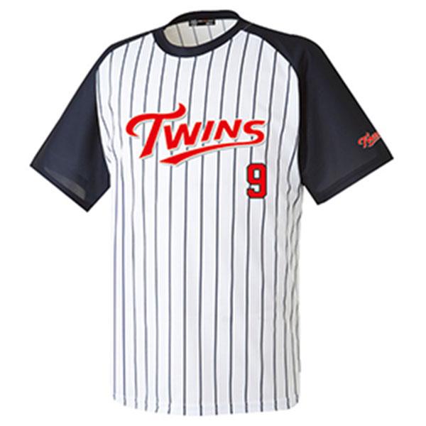 캡스록 야구 티셔츠 CSR-2510