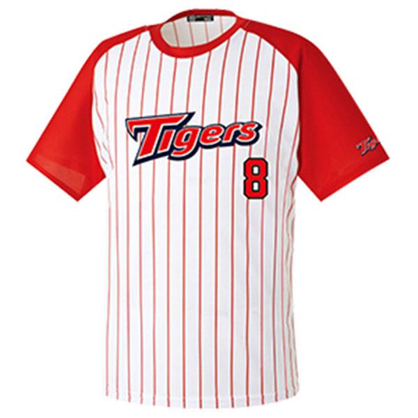 캡스록 야구 티셔츠 CSR-2515