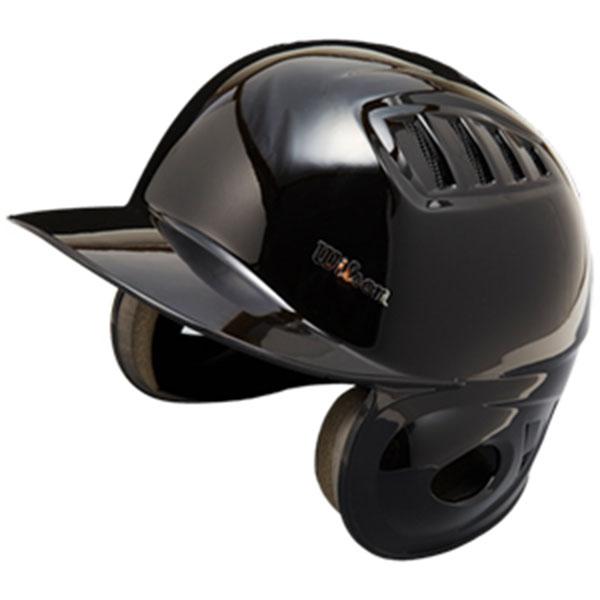 윌슨 조절형 양귀헬멧 B2060K0 유광블랙