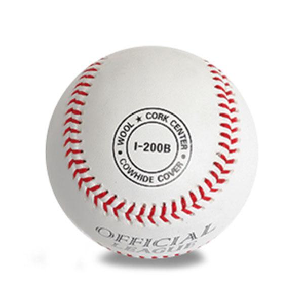ILB 대학-고등학생용 야구공 I-200B