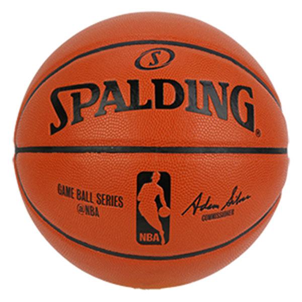 스팔딩 게임 레플리카 농구공 74-933Z 7호
