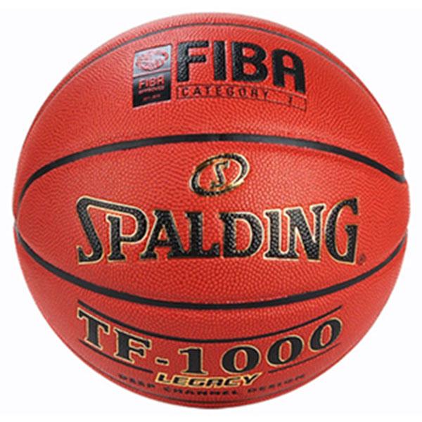스팔딩 TF-1000 FIBA 농구공 74-450Z 7호