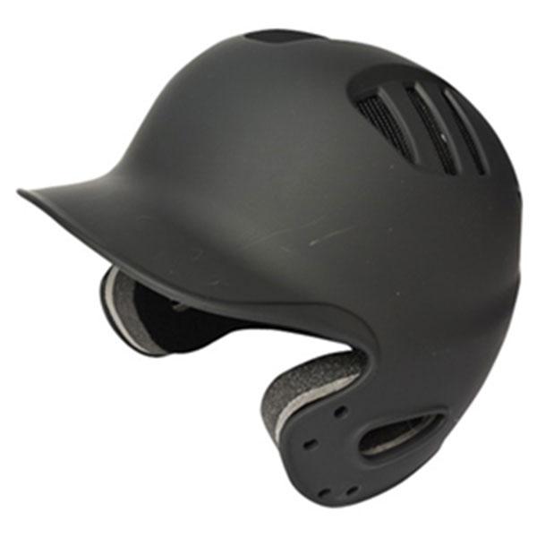 브렛 조절형 타자헬멧 양귀 무광블랙