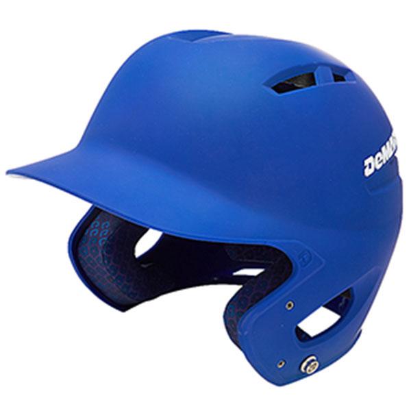 윌슨 드마리니 타자헬멧 양귀 WTD5403RO 블루