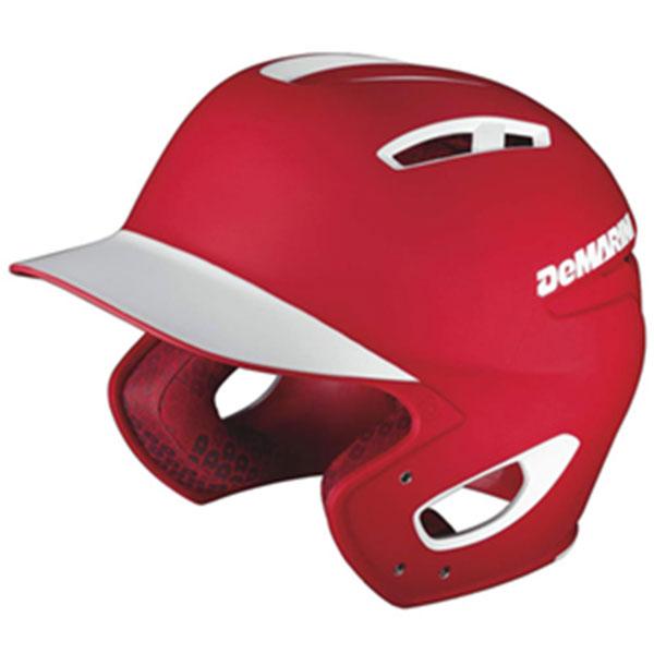 윌슨 드마리니 투톤 헬멧 양귀 5403SCLXTT 레드