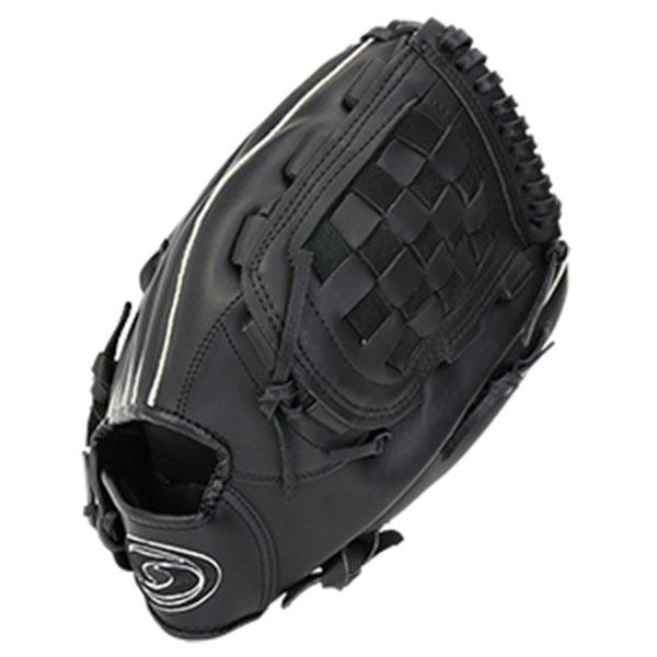썬버드 투수올라운드 글러브 S600N 12.5 블랙