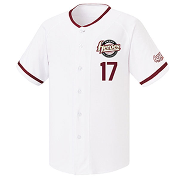 훼르자 야구 오픈 솔리드 티셔츠 FUS-6542