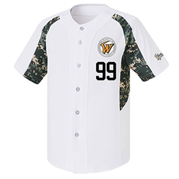 훼르자 야구 오픈 솔리드 티셔츠 FUS-6534