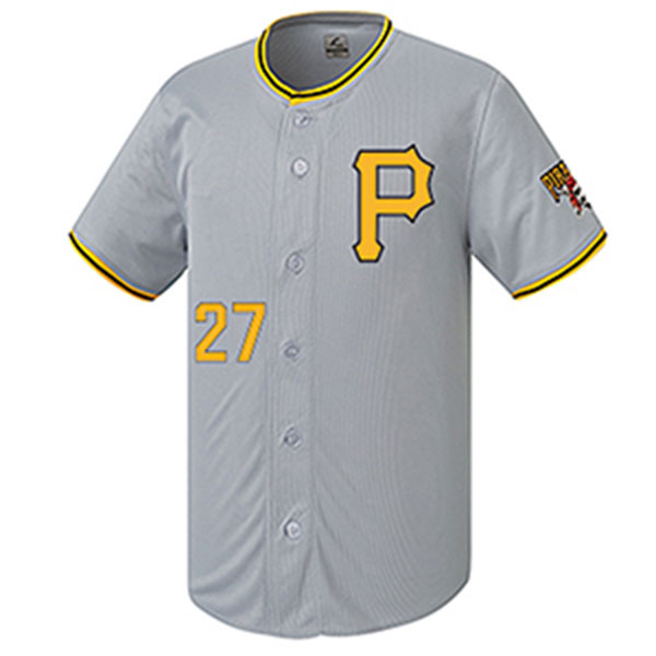 훼르자 야구 오픈 솔리드 티셔츠 FUS-6539