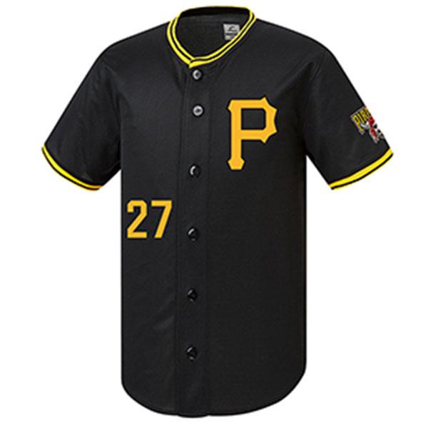 훼르자 야구 오픈 솔리드 티셔츠 FUS-6533