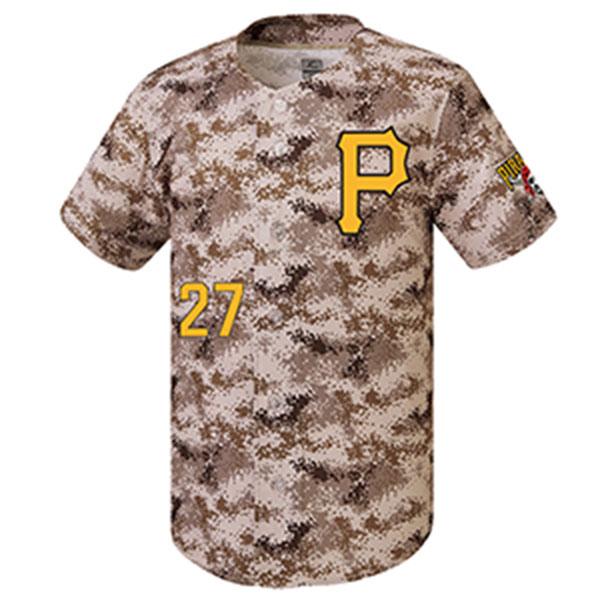 훼르자 야구 오픈 솔리드 티셔츠 FUS-6535