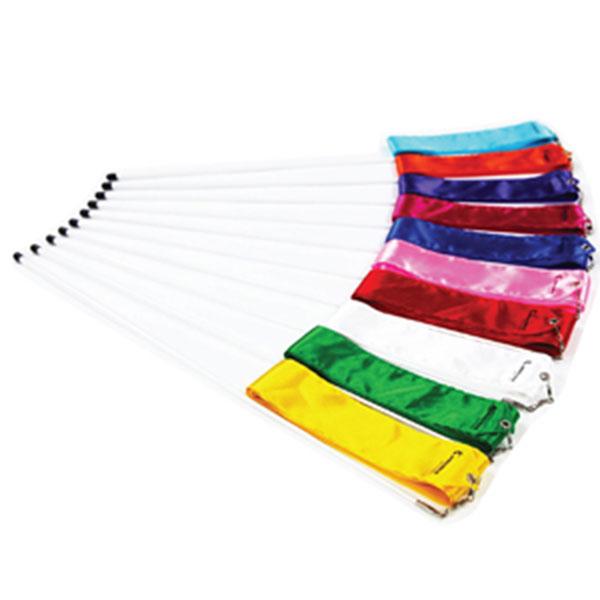 아이워너 유소년 리듬체조 리본 5M -10가지색상