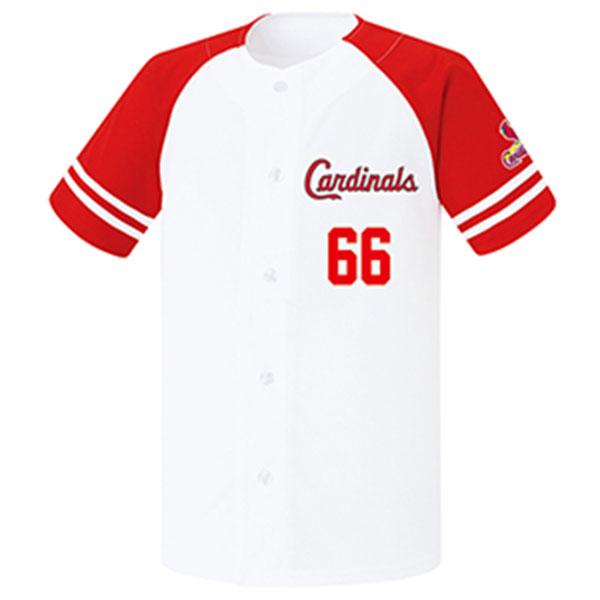 훼르자 야구 오픈 솔리드 티셔츠 FUS-7535