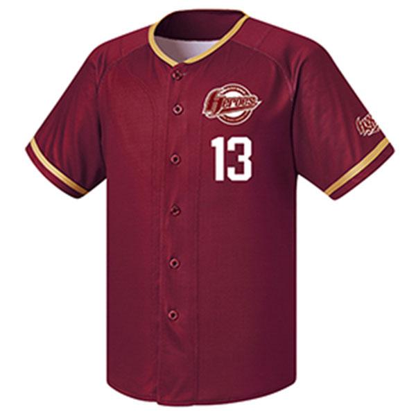 훼르자 야구 오픈 솔리드 티셔츠 FUS-6545