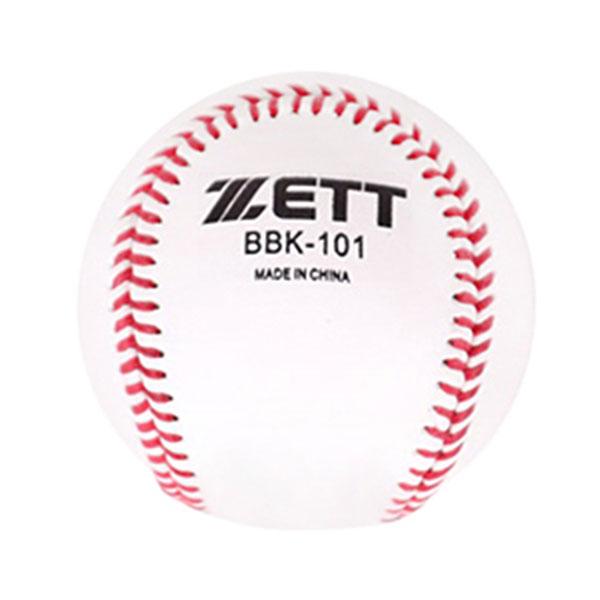 제트 KBA 야구공 BBK-101 12개입