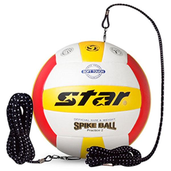 스타 스파이크 연습용 배구공 VB385-34