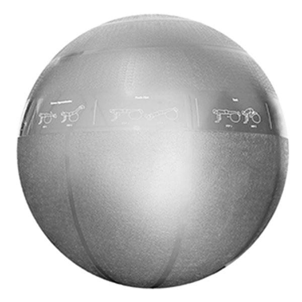 마리끌레르 트레이닝 차트 짐볼 MCFT-B130 65cm