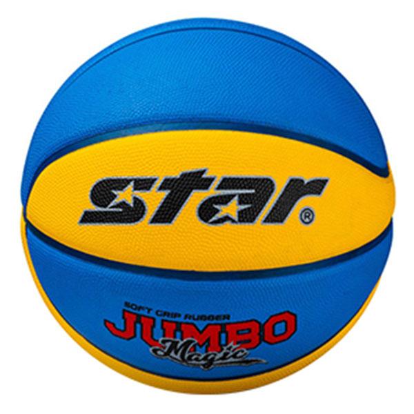 스타 점보 매직 농구공 BB6055 5호