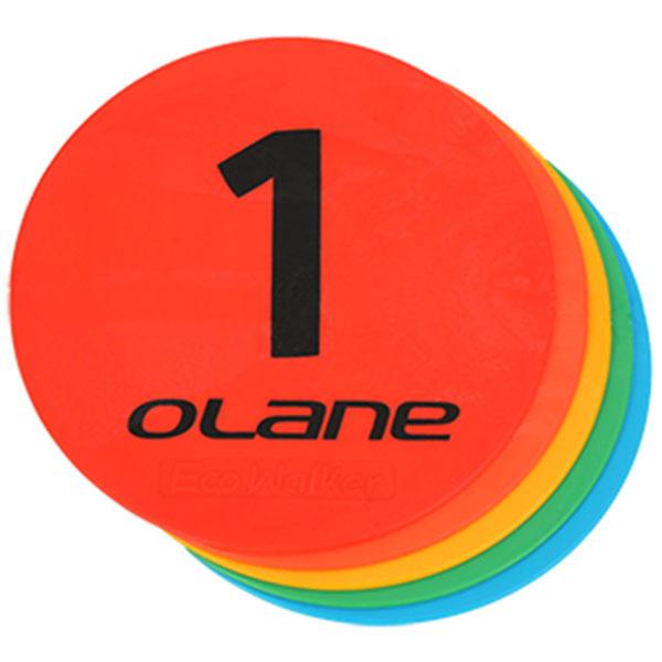 오레인 숫자 라운드마커 OXO-R507 5개입
