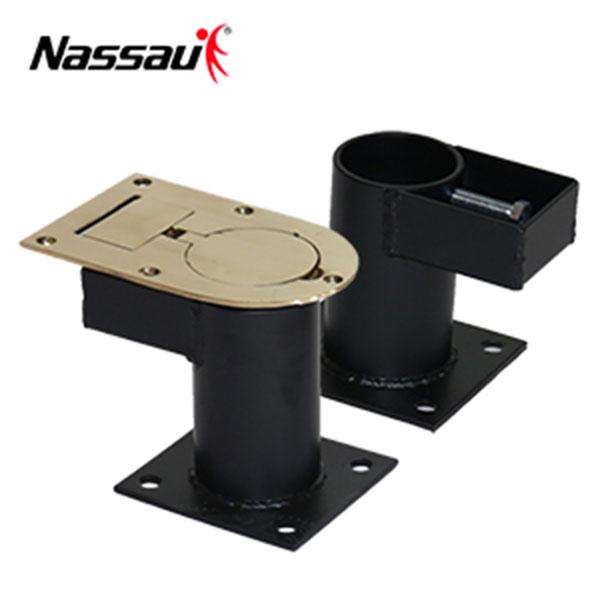 낫소 플로어 마루용 금구 맨홀 NFC-W812