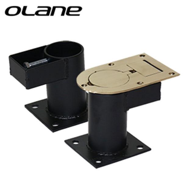 오레인 플로어 마루용 금구 맨홀 W812