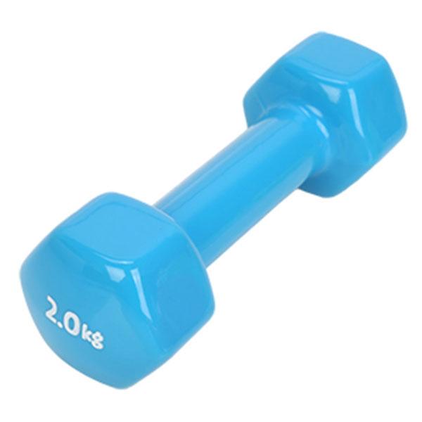 마리끌레르 피트니스 아령 MCS-D203 2kg 블루