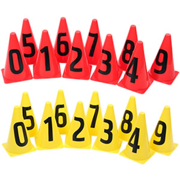 오레인 숫자 칼라콘 세트 OXO-R534 2컬러