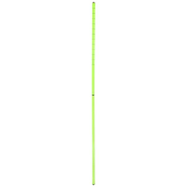 오레인 드리블 접이식 폴막대 90+90cm 형광그린