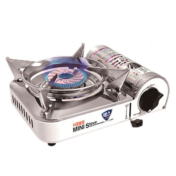 미니가스렌지 MS-8000 (케이스포함) 부르스타 휴대용가스버너