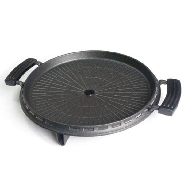 맥선 안전그릴팬/마블 불판