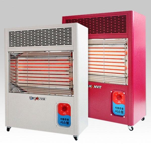 HV-5200 원적외선 전기온풍기 한빛시스템