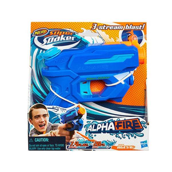 너프 수퍼소커 알파 파이어 물총 장난감