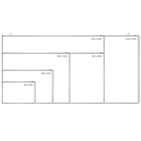 화이트보드 600×900 하얀칠판 문교